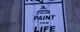 Paint your life … and your town!
