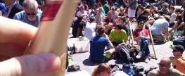 Das Video zum FLASHMOB in Innsbruck: ProtestProseccoPicknick
