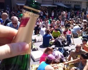ProtestPicknick FuZo Innsbruck4