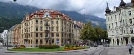 Innsbruck, deine Plätze … Claudiaplatz