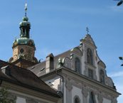 Herz-Jesu-Basilika Hall