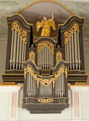 Orgel Pfarrkirche Mils