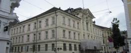Neue Fassadengestaltung für das Alte Landhaus