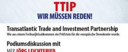 Wir müssen reden: über TTIP