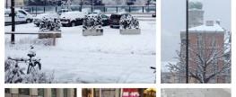 Innsbruck im Schnee