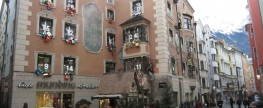 Innsbruck, deine Plätze … Munding-Platz
