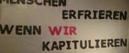ACHTUNG: Soziale Minusgrade in Innsbruck!