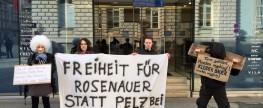 Politische Gefangene in Österreich? – Ja gibt's denn sowas?