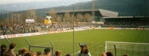 Blick von der Nordtribüne des alten Tivoli Stadions (c) tivoli-nord.info