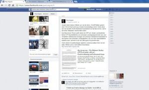Paul Aigner facebook Eintrag