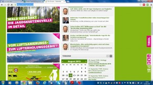 Tiroler Grüne screenschot 12082015