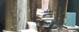 Alt, aber neu… Bücher und Slammen in schöner Harmonie