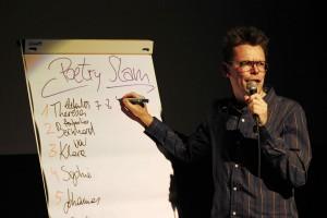 Poetry Slam Markus Köhle c Stainach