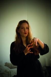 Ihre Texte können schon mal nachhaltig für Gänsehaut sorgen: Franziska Holzheimer (Deutschland)