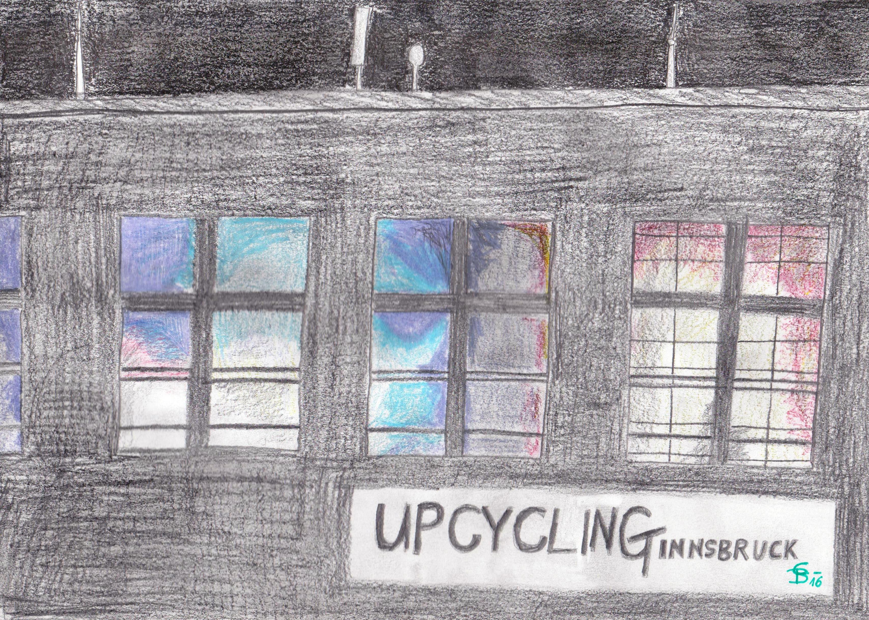 Stöcklgebäude Upcycling