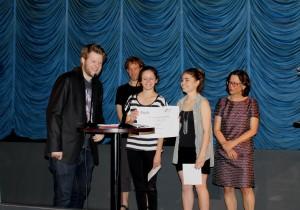 SchülerInnen der IFFI-Jugendjury vergeben Südwind-Filmpreis (Südwind Tirol)