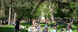 5 years free Hofgarten