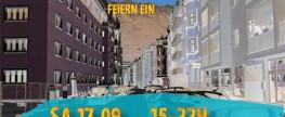Das Zoller Straßen Fest 2016 – spätsommerlich nachbar*innenschaftlich