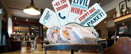 Stammtisch gegen das Überwachungspaket @ Die Bäckerei