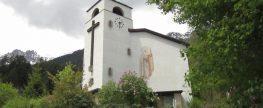 Innsbrucks moderne Kirchenbauten … Theresienkirche auf der Hungerburg