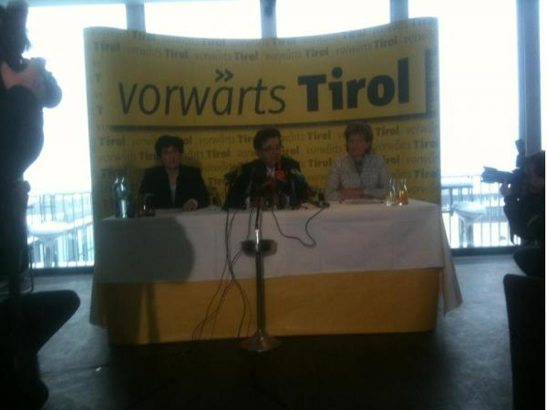 Ende mit den Postenkämpfen – RÜCKWÄRTS Tirol?