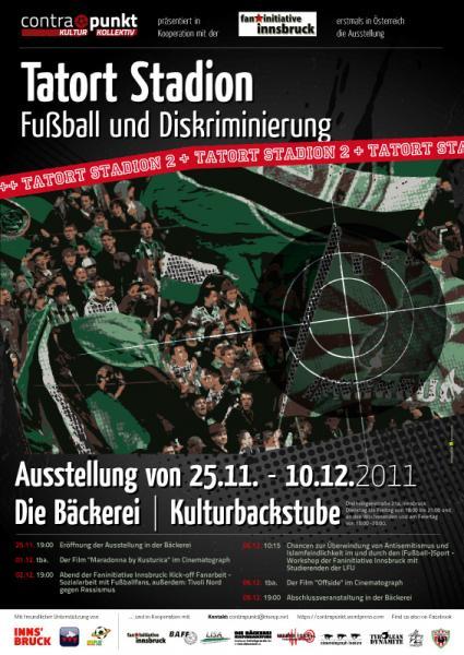 Tatort Stadion – Fußball und Diskriminierung