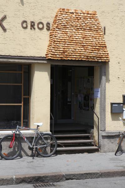 Schnappschuss: Das Dachl der Bäckerei