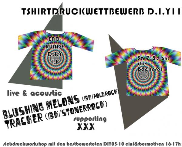 T-Shirt-Druckwettbewerb D.I.Y 11