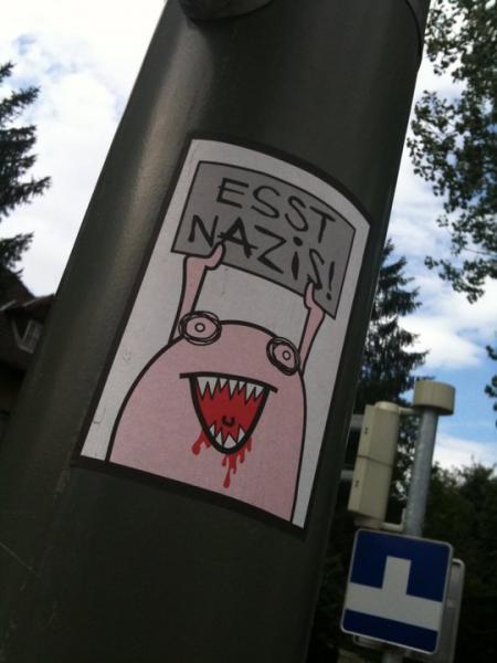 Esst Nazis … auch in Innsbruck!