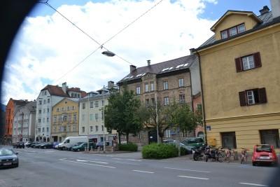 Innsbruck, deine Plätze … Hans-Brenner-Platz