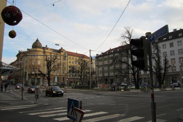 Innsbruck, deine Plätze … Bozner Platz