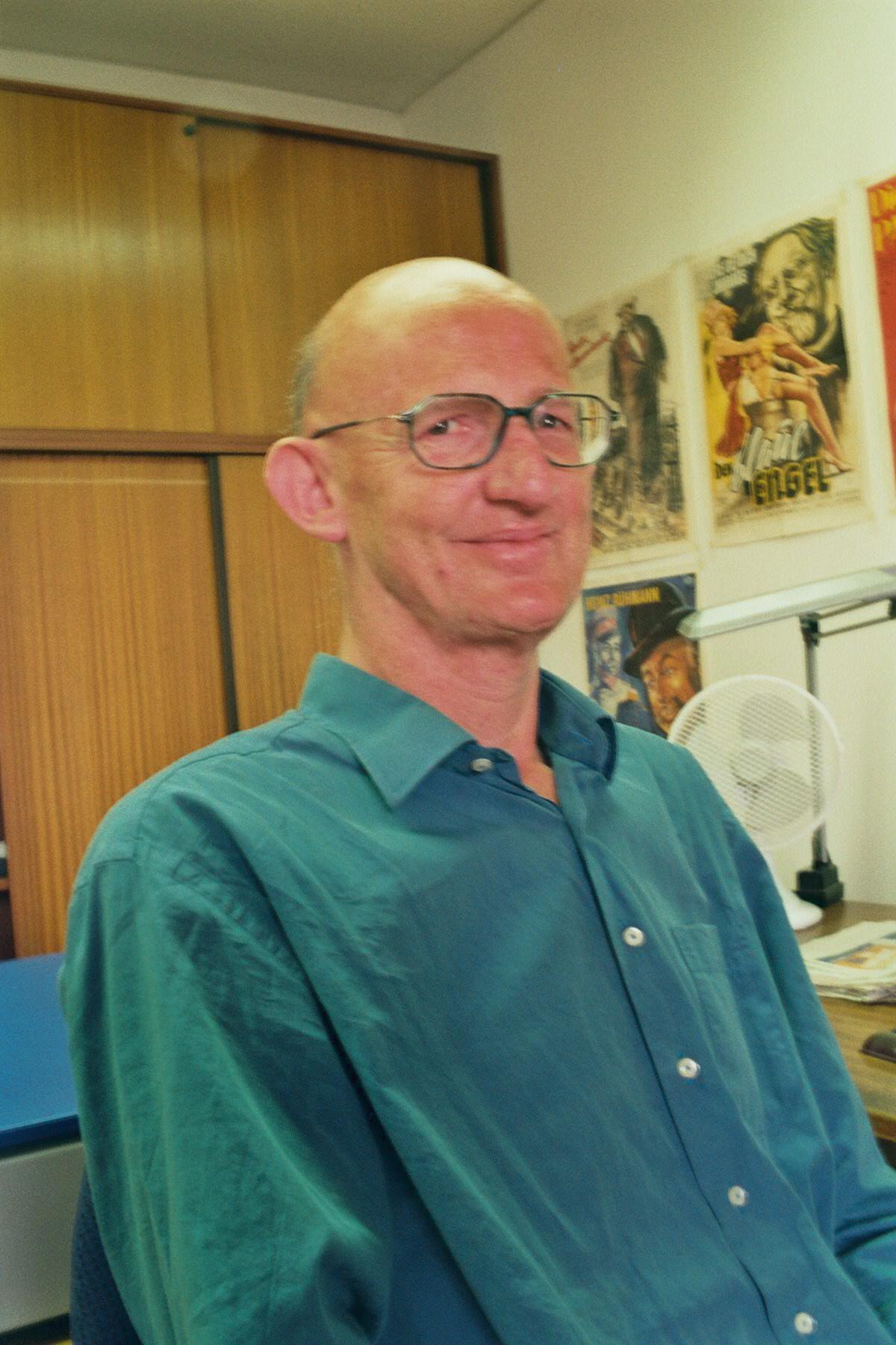 Helmut Schiestl