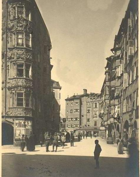 Stadtgeschichte: Fatti di Innsbruck