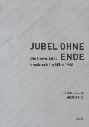 Buchbesprechung: JUBEL OHNE ENDE