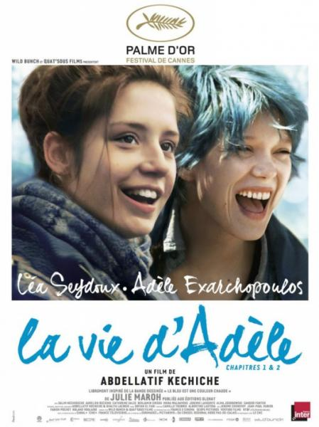 LA VIE D'ADÉLE, oder: The Power of Cinema