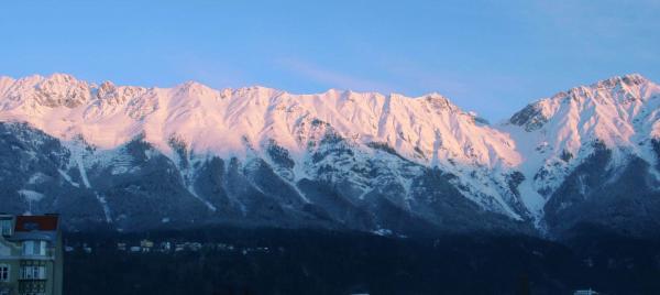 Innsbrucks einzige Konstante