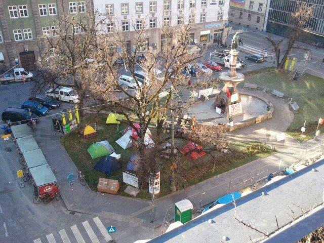Occupy Innsbruck