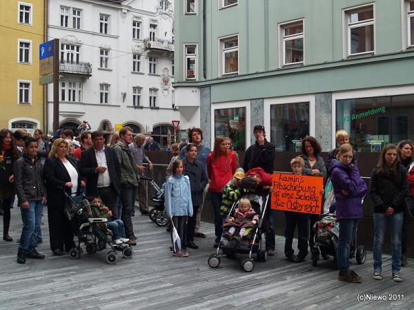 Lamin: Der Protest geht weiter!