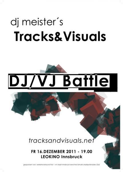 Tracks & Visuals im Leokino