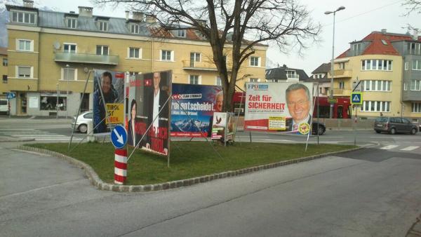 Plakat und Plakater