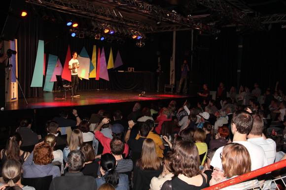 Wissen macht Spaß – 3. Innsbrucker Science Slam
