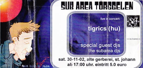 """Die """"Sub Area DJ-Bewegung"""", eine Retrospektive"""