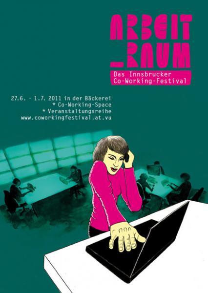 arbeit_raum: Das Innsbrucker Co-Working-Festival