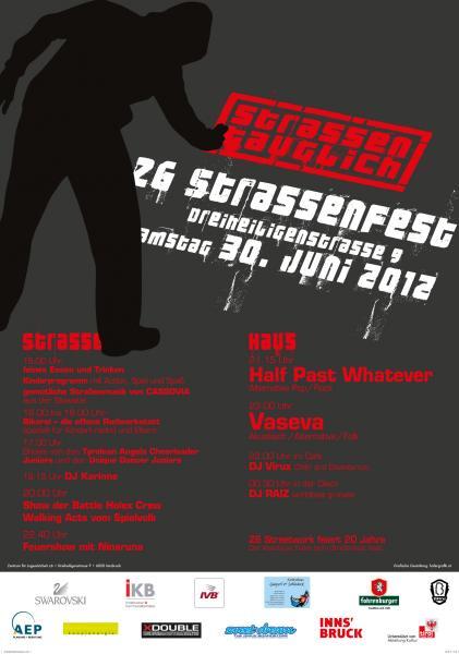 Das z6-Sommerfest: STRASSENTAUGLICH